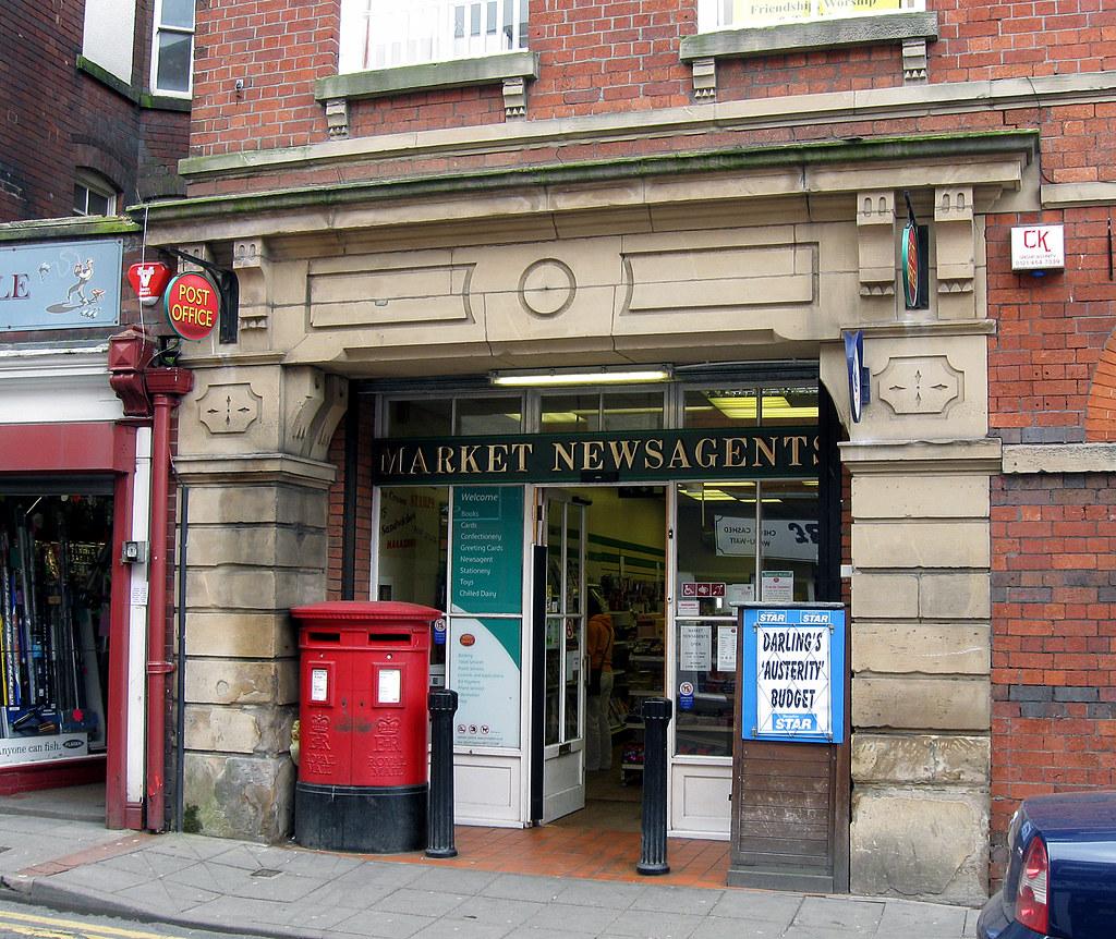 Main Post-Office, Wellington,Telford, Shropshire.
