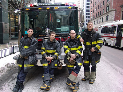 Chicago Fire Department Squad 1 Cfd Blog Flickr