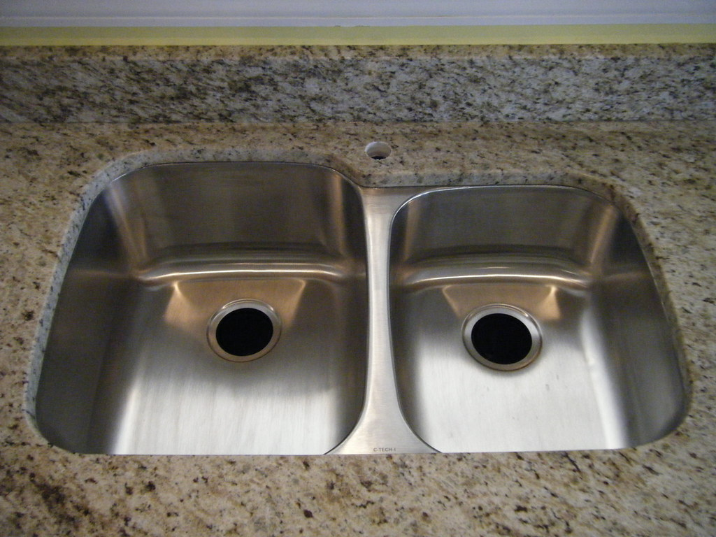 Stainless Steel Undermount Sink Stainless Steel