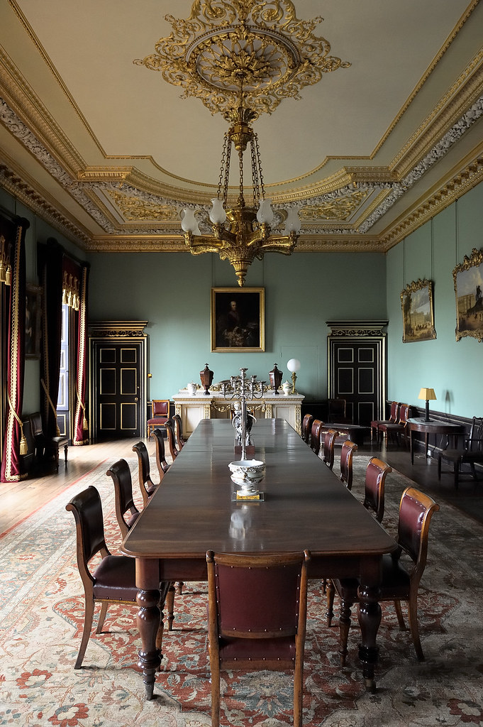 Wimpole hall one way to use up a carry over day that had t flickr - Private dining rooms cambridge ...
