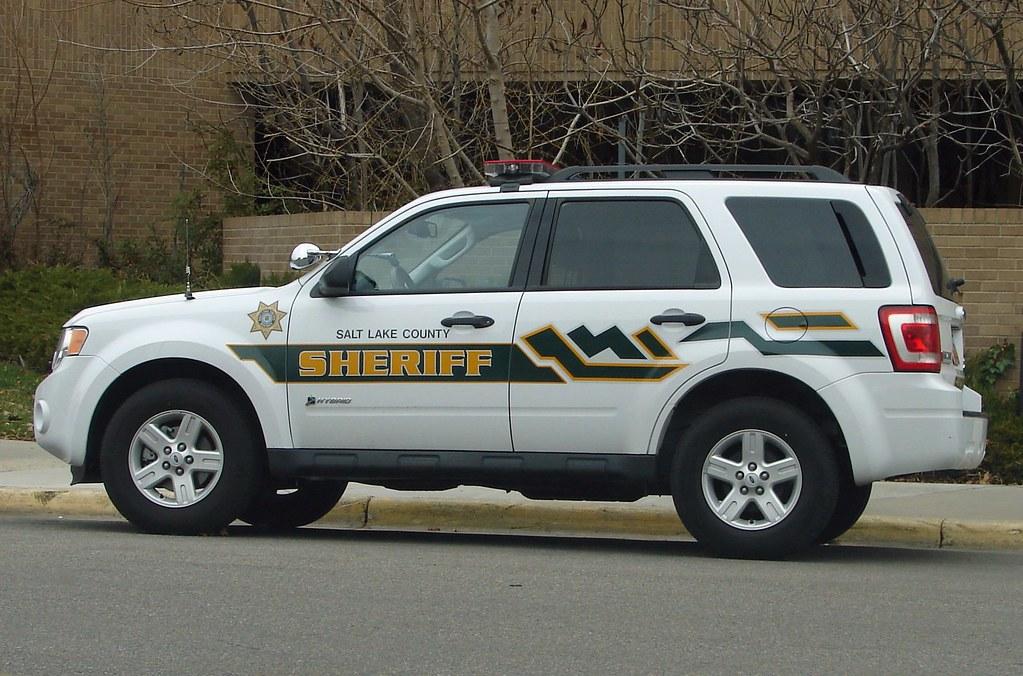 Salt Lake County Utah Sheriff Salt Lake County Utah Sher Flickr