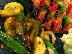 Caveman Cooking: Sauteed Asian Veggies | by CinnamonKitchn