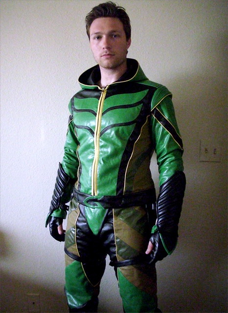 ... Green Arrow Costume smallville | by the3rdrobin  sc 1 st  Flickr : the green arrow costume  - Germanpascual.Com