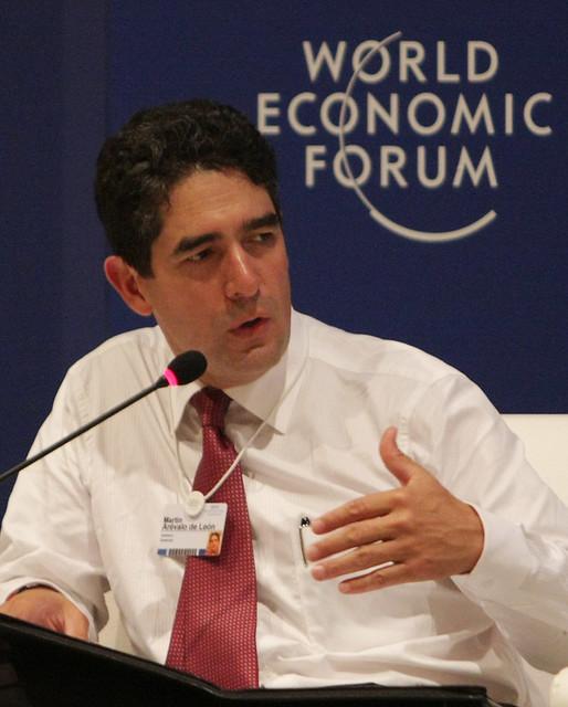 Martin Arévalo de León - World Economic Forum on Latin ...