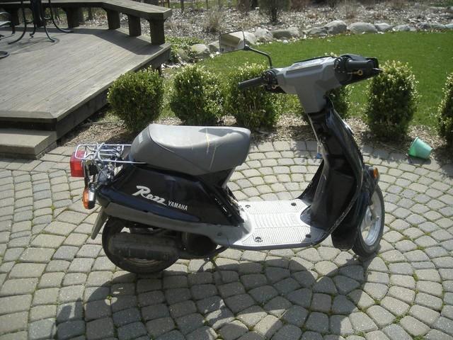 Yamaha Riva Razz