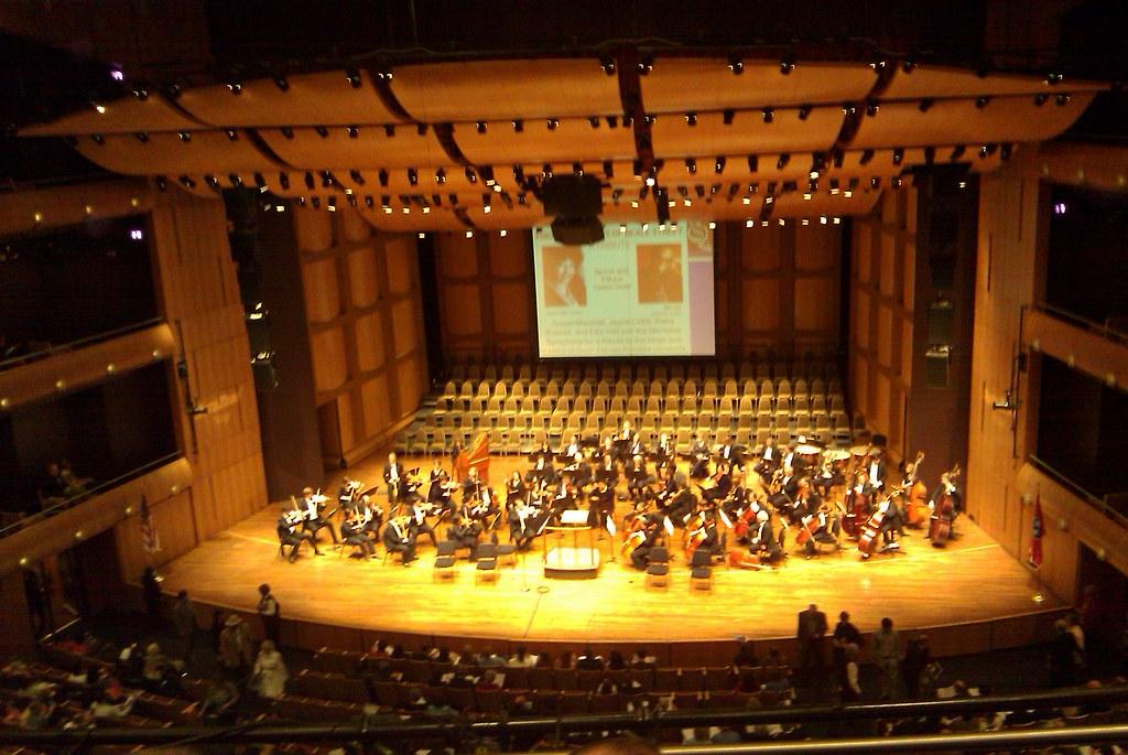 The Cannon Center Memphis Symphony Orchestra Susankc