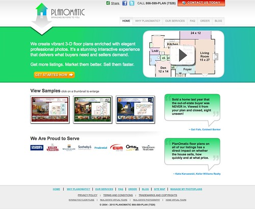 Interactive floor plans real estate virtual tours real for Free virtual home tours online