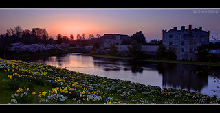 Leeds Castle Sunset | by Steve's Photography :-)