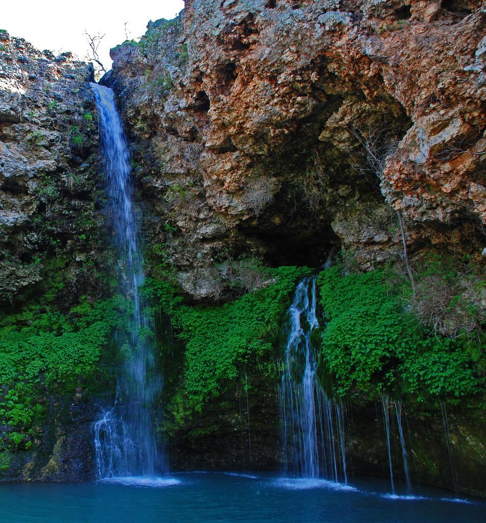 Natural Falls State Park Oklahoma   Natural Falls is near ...