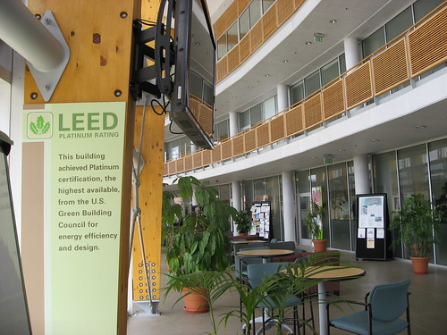 LEED Platinum-rated ARD Building | by gwarcita