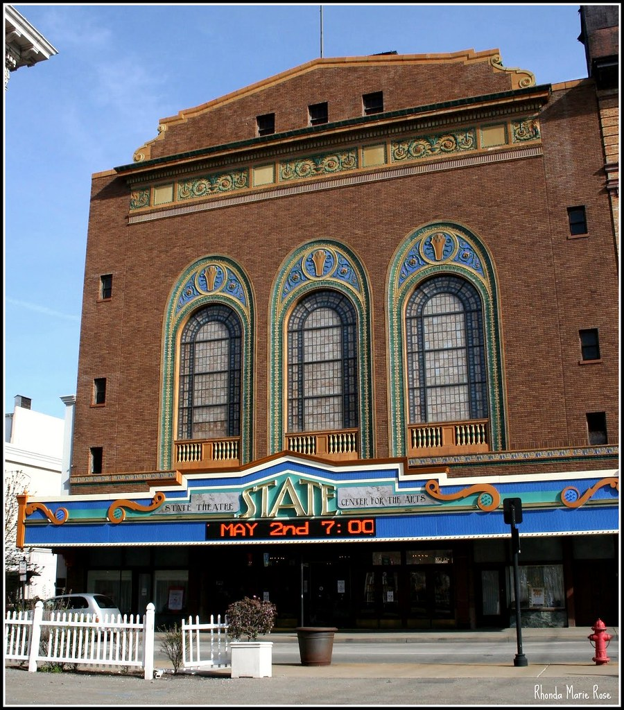 state theater uniontown pa