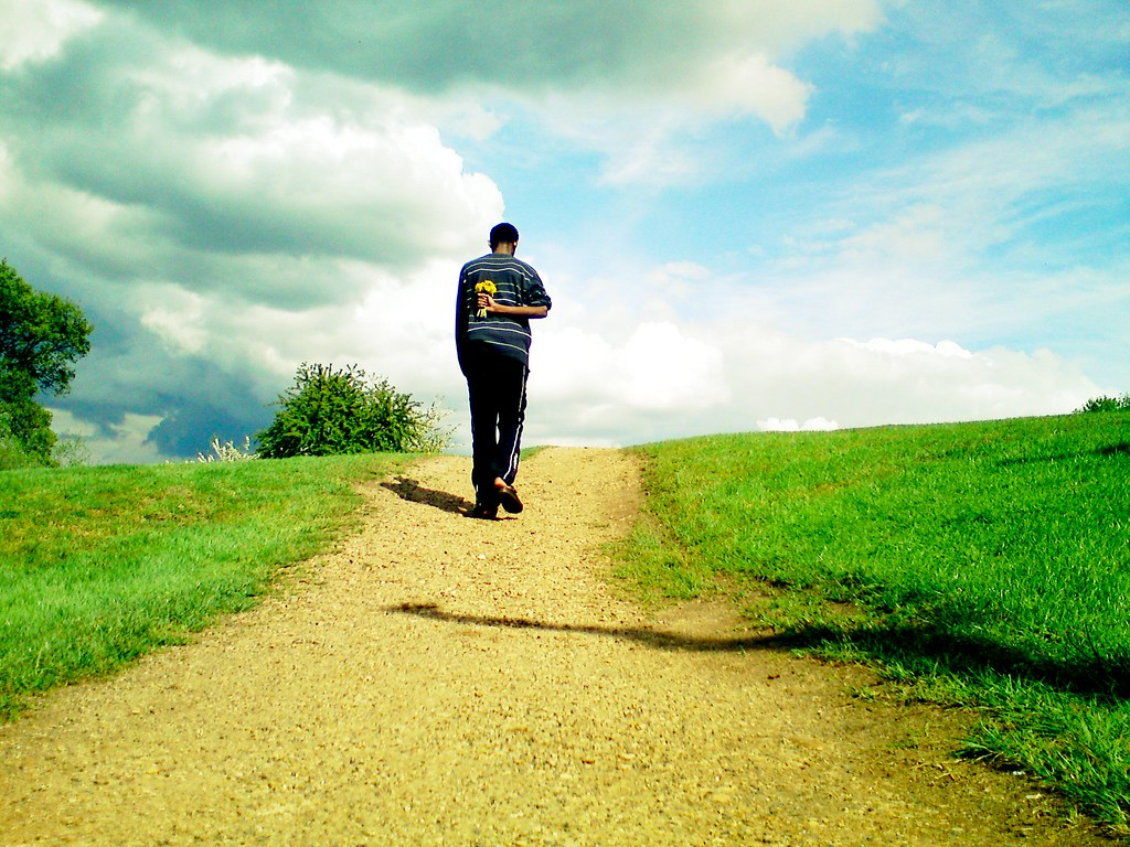 journey alone