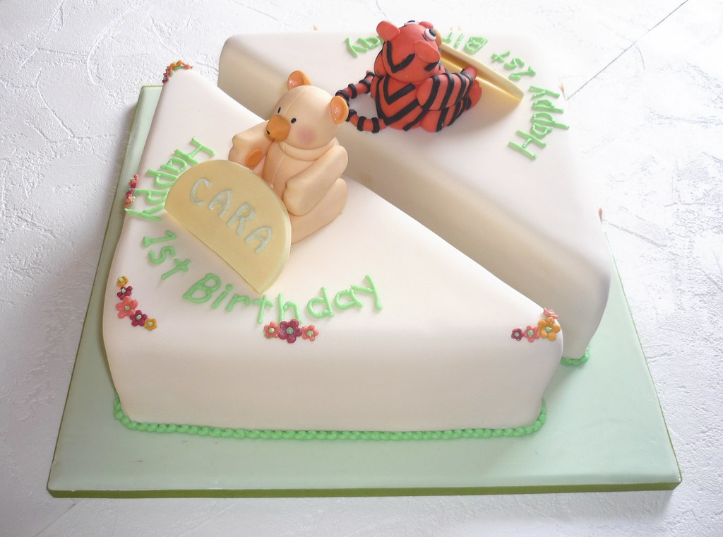 Joint Birthday Cake Images : Jake & Cara s Joint Birthday Cake I was asked to make a ...