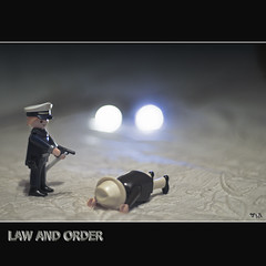 LAW AND ORDER | by Outburner