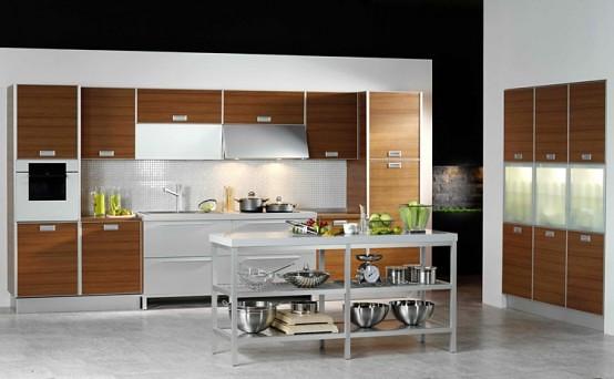 Modern White Kitchen Table Sets