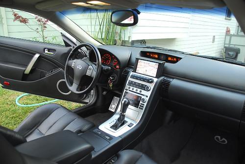 Interior Infiniti G35 Coupe Melissa Flohr Flickr