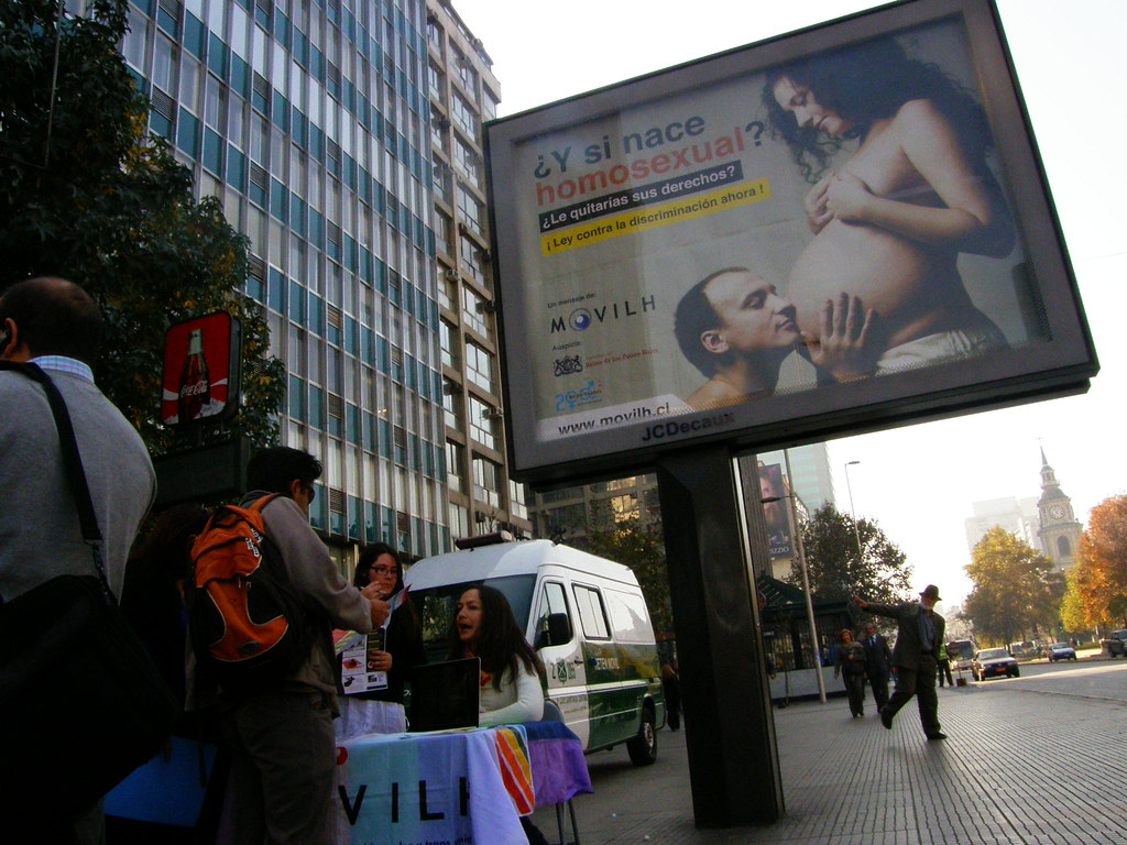 Los derechos de gays, lesbianas y personas transgénero