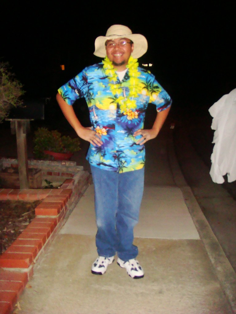 ... 54StorminWillyGJ54 Hawaiian Tourist Halloween Costume (2009) | by 54StorminWillyGJ54 & Hawaiian Tourist Halloween Costume (2009) | 54WilliamGJusto54 ...