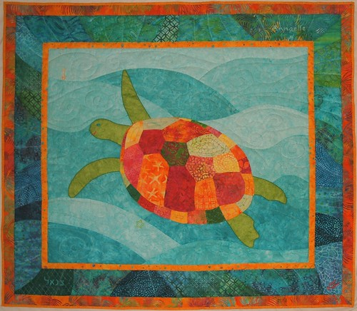 Turtle quilt | by Elettaria