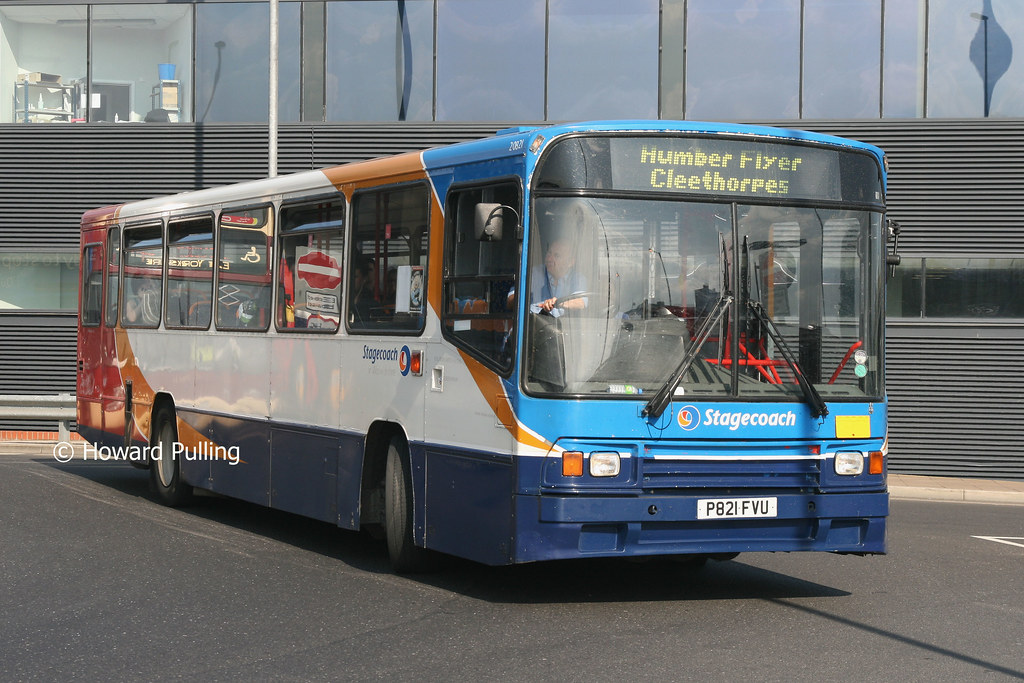 ... Howard_Pulling Stagecoach 20821 (Stagecoach Grimsby Cleethorpes)  P821FVU | by Howard_Pulling