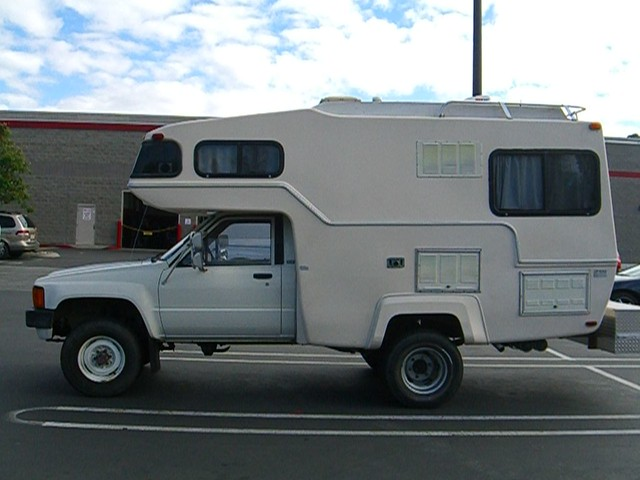 Toyota Sunrader Rv Michelle Ress Flickr