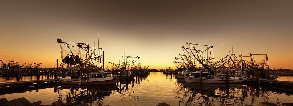 Mississippi Delta Fishing Boats
