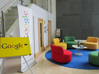 Google Dublin | by veganbackpacker