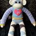 Artie Mars Sock Monkey