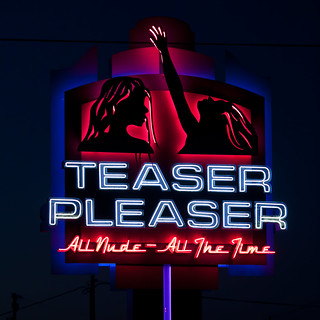 All Nude, All the Time, Teaser Pleaser | by Thomas Hawk