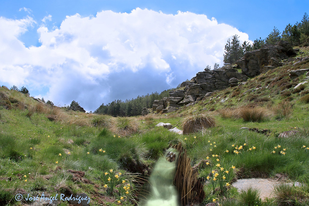paisajes de la sierra de baza by jose angel rodriguez