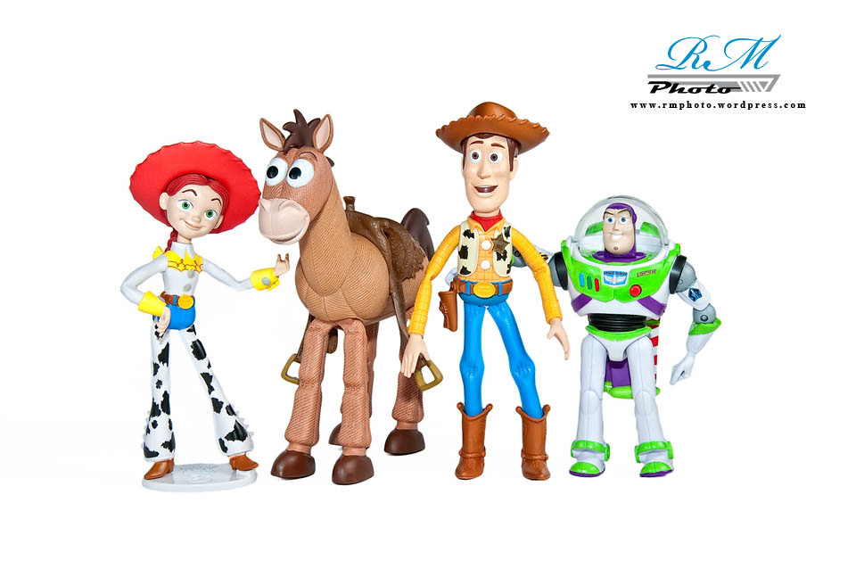 Woodys Roundup  Toy Story characters Jessie Bullseye Wo  Flickr