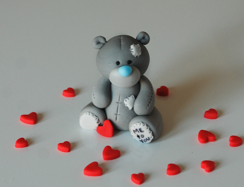 Me To You Bear Tatty Teddy Cake Topper Visit Me And Like