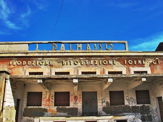 Dalmasso's cheese exports warehouse - HDR | by dieciparsec