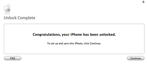 congratulations your iphone has been unlocked congratulations your iphone has been unlocked o2 5851