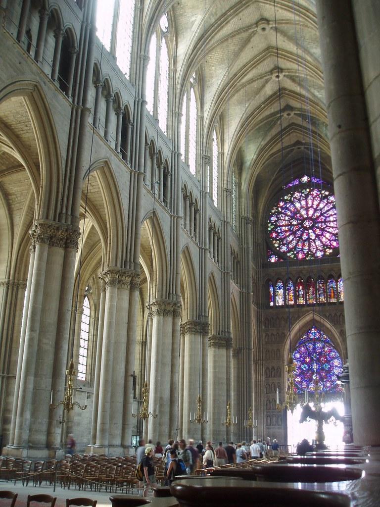 cathedrale de notre dame  reims