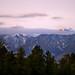 San Francisco Peaks from Marshall Lake - Flagstaff, Arizona