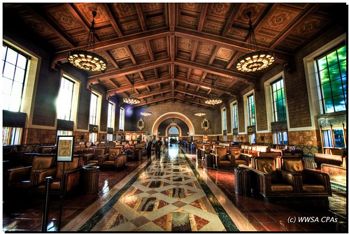Los Angeles Union Station | by California CPA