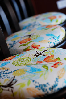 birdy barstools | by I Should Be Folding Laundry