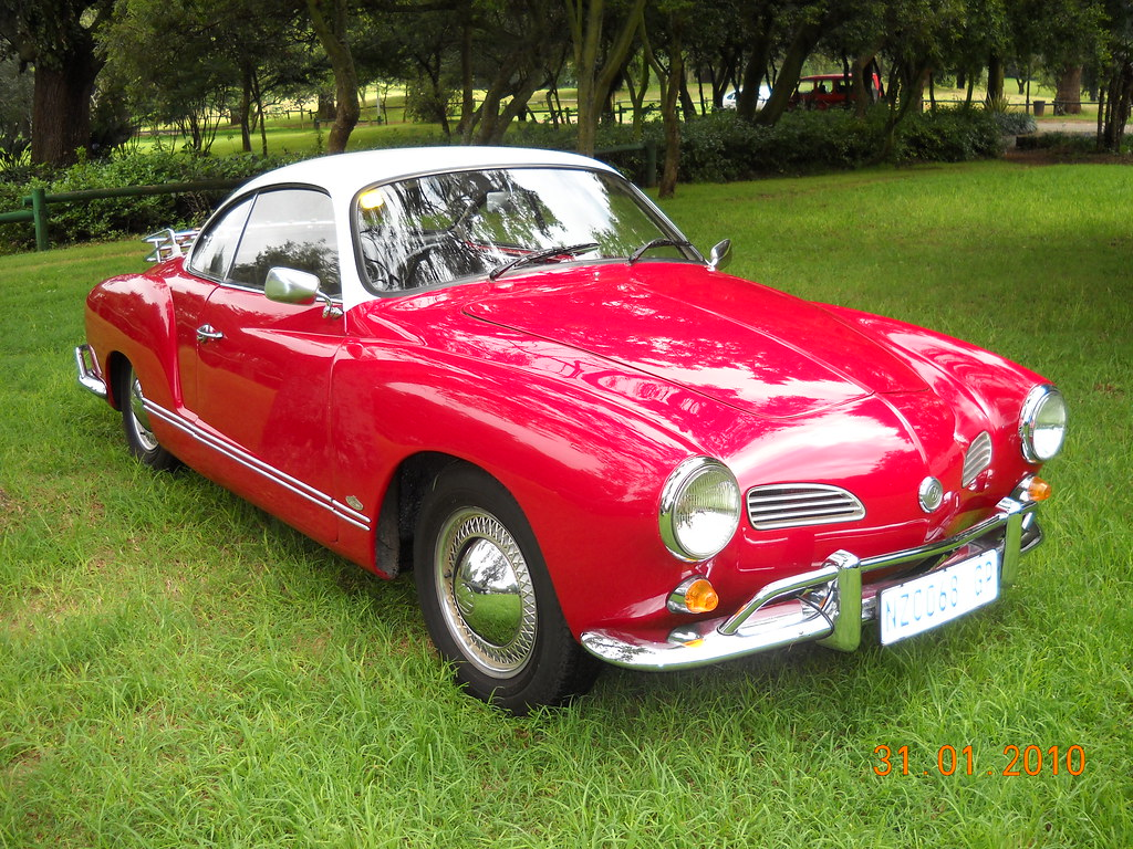 Volkswagen 1967 Karmann Ghia at VVC 3 | My new baby | Paul Horn | Flickr