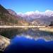 Lago di Redona (Tramonti)