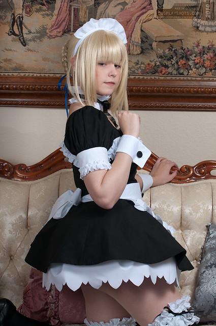 maid saber see more   maridah   costume made and