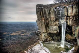 High Falls, Rock City, Lookout Mountain, GA | by Chuck Sutherland
