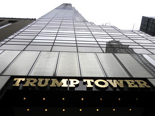 Trump Tower *snigger* | by Rev Stan