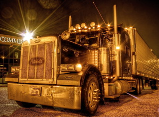 Big Rig HDR | by butlerphotography