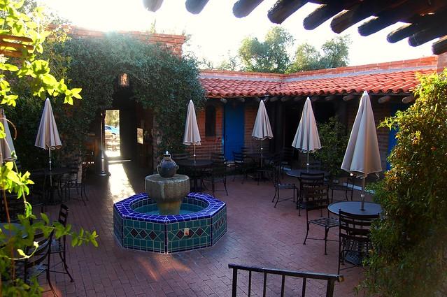 Courtyard Tea Room Womersley