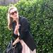 pink dress black blazer 6