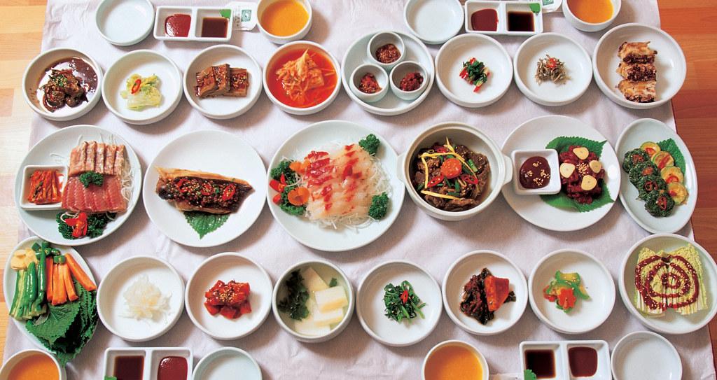 Korean Table Korean Table