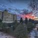 Sabatini Gardens Sunset :: HDR