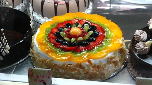 Fresh Fruit Cake Recipes Easy