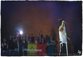 30seconds to mars - Forest National - March 01, 2010 | by LeenHubau